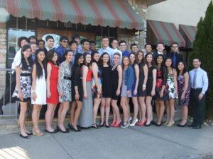 2012-13 Forensics Banquet